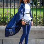 NEW YORK & MY CAFTAN MOMENT