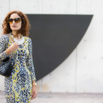 Ladylike Chic – The Bib, The Leopard & A Pop of Yellow