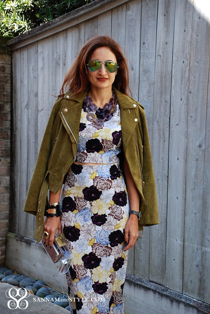 floral trend chic prints how to wear prints how to wear floral print trend how to style moto for spring mixing feminine and masculine