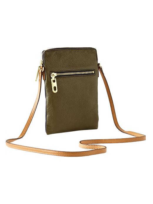 Crossbody bag leather bag gap cross body bag chic bag simple bag cell phone case bag accessory user friendly bag