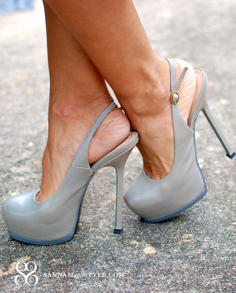 fabulous gray heels saint laurent gray tribtoo sling back shoes gray sexy shoes neutral shoes how to wear gray shoes