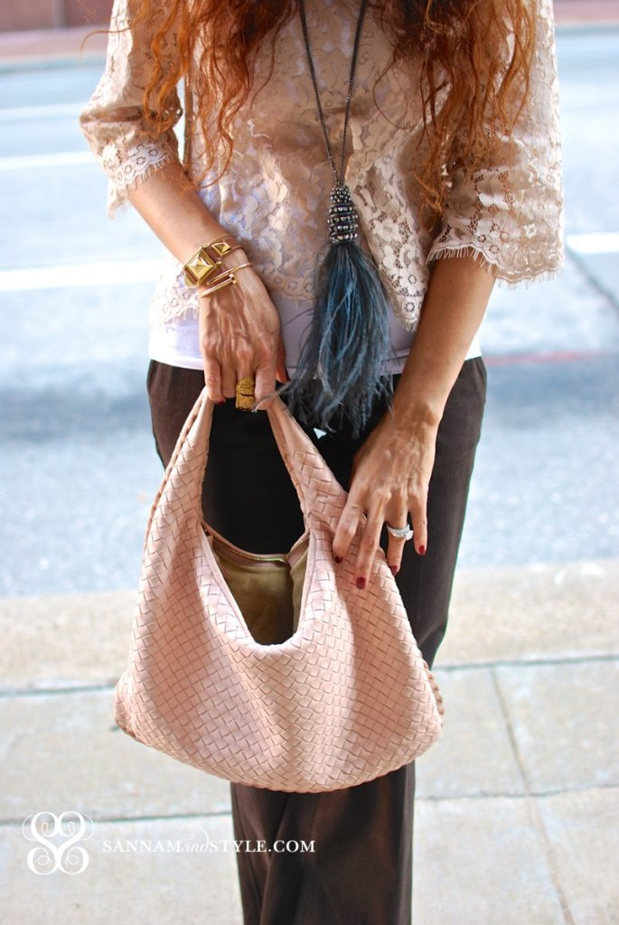 bottega veneta pink hobo bag calypso feather necklace cartier just en cloy bracelet nail bracelet joie lace top fabulous accessories gold medor hermes watch