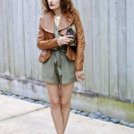 Two of My Favorites Trends: Romper & Military