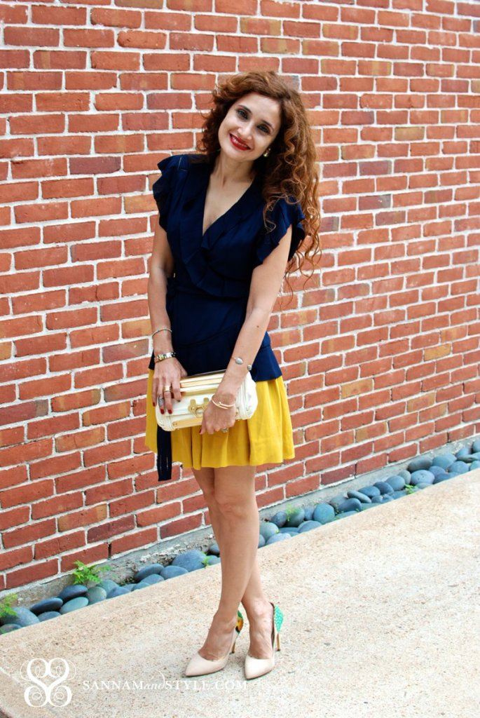 girls night out what to wear to a first date what to wear to brunch chic style color blocking