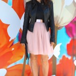 Edgy Yet Feminine:  Tutu Dress & Leather