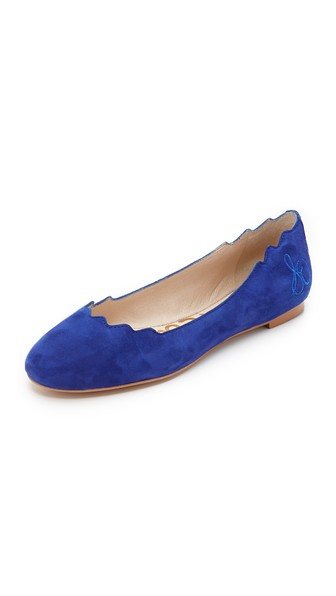 chloe like flats cobalt blue flats chic affordable flats for summer chloe like flats blue suede shoes