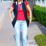 All About The Sleeveless Blazer
