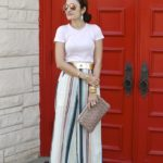 Summer Is Here:  Pastel Linen Palazzo Pants